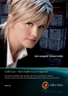 """Cold Case"" - German Movie Poster (xs thumbnail)"