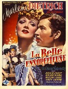 The Flame of New Orleans - Belgian Movie Poster (xs thumbnail)