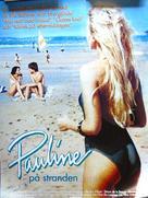 Pauline à la plage - Swedish Movie Poster (xs thumbnail)