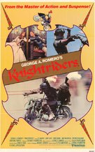 Knightriders - Movie Poster (xs thumbnail)