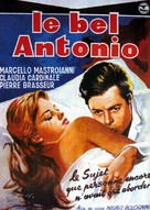 Bell'Antonio, Il - Belgian Movie Poster (xs thumbnail)