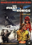 The King's Pirate - German Movie Poster (xs thumbnail)