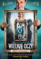 Big Eyes - Polish Movie Poster (xs thumbnail)