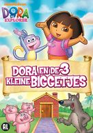 """Dora the Explorer"" - Dutch DVD movie cover (xs thumbnail)"