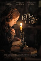 Effie Gray - Movie Poster (xs thumbnail)