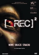 [Rec] 2 - Polish DVD movie cover (xs thumbnail)