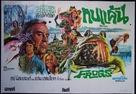 Frogs - Thai Movie Poster (xs thumbnail)
