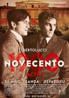 Novecento - French Re-release poster (xs thumbnail)