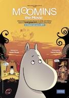 Muumit Rivieralla - Finnish Movie Poster (xs thumbnail)