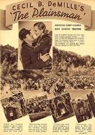 The Plainsman - poster (xs thumbnail)