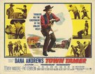 Town Tamer - Movie Poster (xs thumbnail)