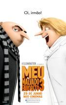Despicable Me 3 - Brazilian Movie Poster (xs thumbnail)