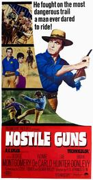 Hostile Guns - Movie Poster (xs thumbnail)