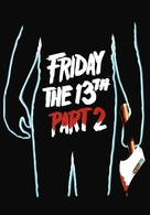 Friday the 13th Part 2 - Movie Cover (xs thumbnail)