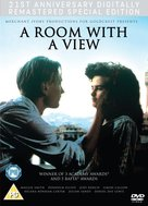 A Room with a View - British DVD movie cover (xs thumbnail)