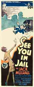See You in Jail - Movie Poster (xs thumbnail)