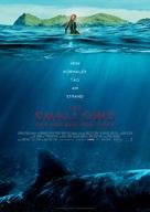 The Shallows - German Movie Poster (xs thumbnail)