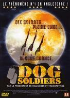 Dog Soldiers - French Movie Cover (xs thumbnail)