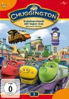 """Chuggington"" - German DVD movie cover (xs thumbnail)"