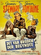 You Gotta Stay Happy - Danish Movie Poster (xs thumbnail)