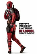 Deadpool - Slovak Movie Poster (xs thumbnail)