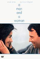 Un homme et une femme - DVD cover (xs thumbnail)