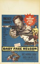 Baby Face Nelson - Movie Poster (xs thumbnail)