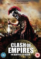 Clash of the Empires - British DVD cover (xs thumbnail)