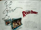 Who Framed Roger Rabbit - British Movie Poster (xs thumbnail)
