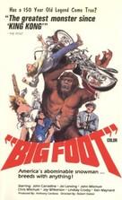 Bigfoot - VHS cover (xs thumbnail)