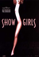 Showgirls - French Theatrical poster (xs thumbnail)