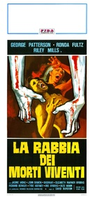 I Drink Your Blood - Italian Movie Poster (xs thumbnail)