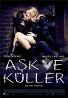 Blue Valentine - Turkish Movie Poster (xs thumbnail)