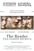 The Reader - Mexican Movie Poster (xs thumbnail)