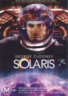 Solaris - Australian DVD cover (xs thumbnail)