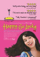 Happy-Go-Lucky - Movie Poster (xs thumbnail)