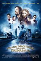 The Imaginarium of Doctor Parnassus - Brazilian Movie Poster (xs thumbnail)