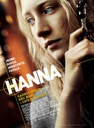 Hanna - French Movie Poster (xs thumbnail)