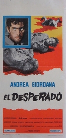El desperado - Italian Movie Poster (xs thumbnail)