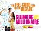 Slumdog Millionaire - British Movie Poster (xs thumbnail)