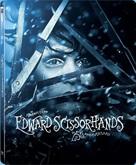 Edward Scissorhands - Czech Blu-Ray cover (xs thumbnail)