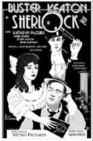 Sherlock Jr. - poster (xs thumbnail)