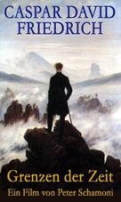 Caspar David Friedrich - Grenzen der Zeit - German Movie Cover (xs thumbnail)