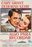 An Affair to Remember - Argentinian Movie Poster (xs thumbnail)
