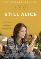 Still Alice - Swiss Movie Poster (xs thumbnail)