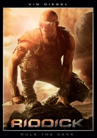 Riddick - Finnish DVD movie cover (xs thumbnail)