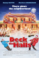 Deck the Halls - Movie Poster (xs thumbnail)