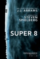 Super 8 - Argentinian Movie Poster (xs thumbnail)