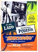 Santiago - Movie Poster (xs thumbnail)
