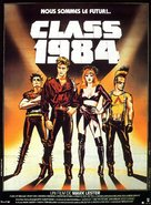 Class of 1984 - French Movie Poster (xs thumbnail)